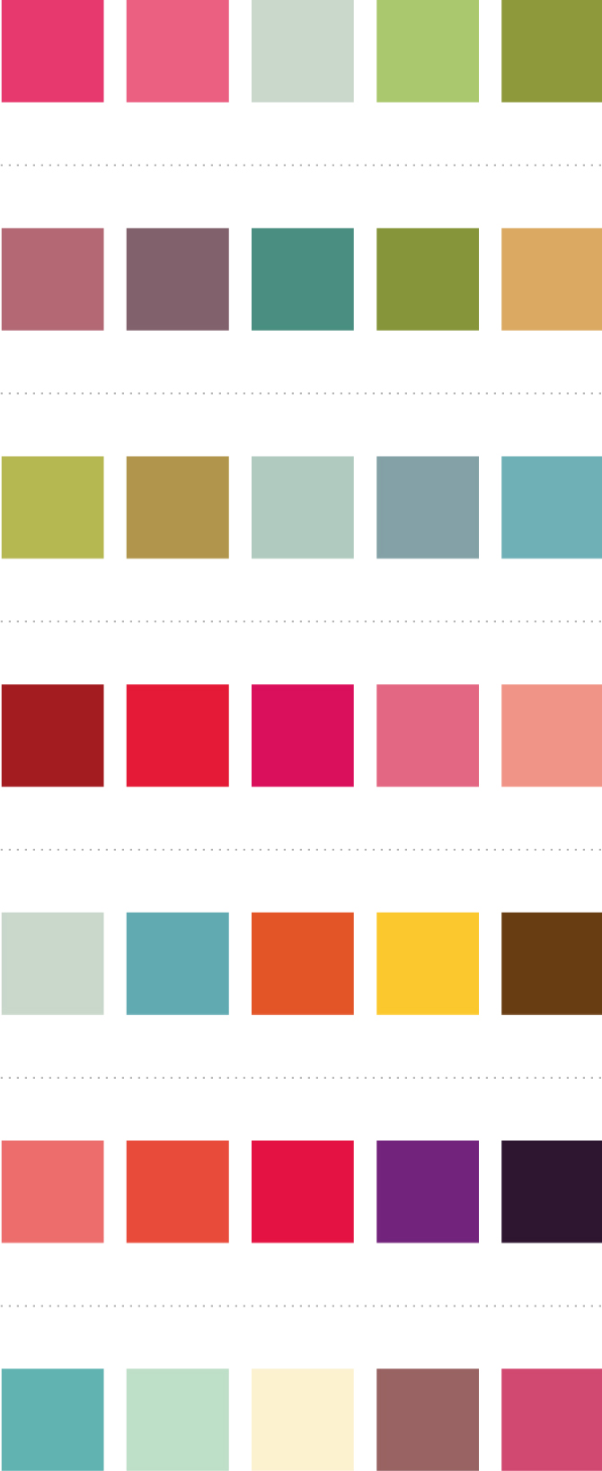 Archive Lovely Palettes