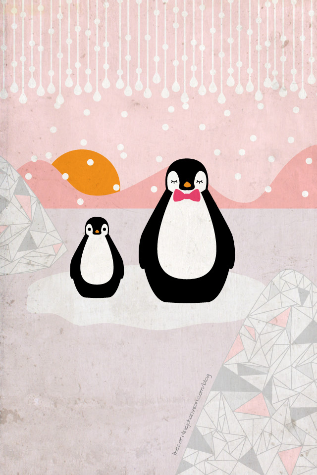 calendar wallpaper desktop penguin - photo #4